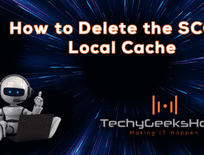 SCCM Local Cache on a Client Computer