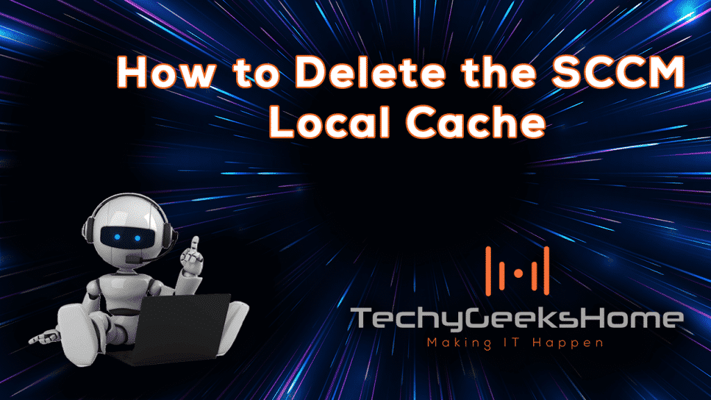 SCCM Local Cache Location on a Client Computer