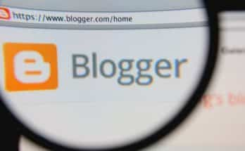 Google Blogger Featured Image