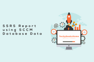 SSRS Report using Configuration Manager Database Data