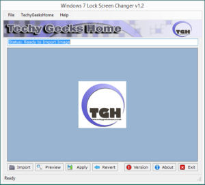 Windows 7 Lock Screen Changer v1.2 Released