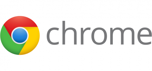 Google Chrome Logo in red, yellow, blue and green circle