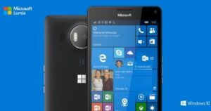 the microsoft lumia 950 xl