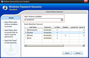 How to Recover Windows Password for UEFI-Based Acer Computer?