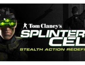 Get Tom Clancy's Splinter Cell FOR FREE!