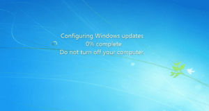 Fast Windows Shutdown – Avoid Configuring Windows Updates Message