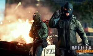 Get Battlefield Hardline for just £3.99!