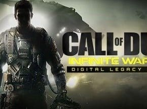 Call of Duty: Infinite Warfare Digital Legacy Edition – £39.99 Offer