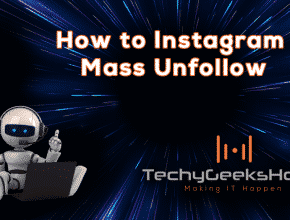 Instagram Mass Unfollow [2019 Updated]