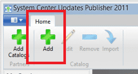 SCUP - Adobe Flash Player Updated Catalog 3