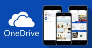 15GB of free OneDrive Cloud Space