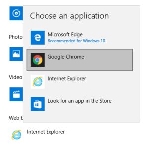 Windows 10 – Changing Default Browser Bug Fix