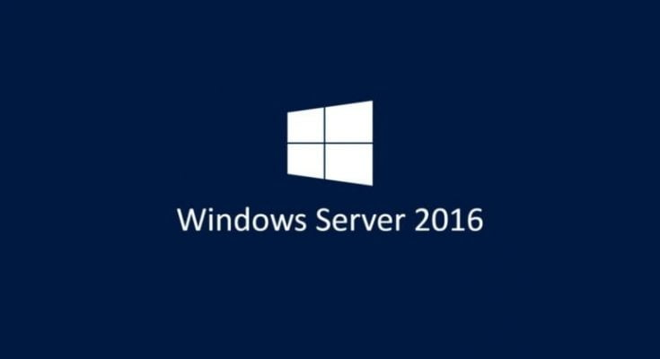 blog windows server 2016 GA LS