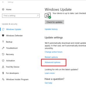 Are Microsoft using your computer as a Windows Update distribution point? 3