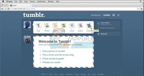 How to Delete your Tumblr Blog or Account 4