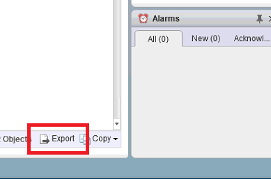 vSphere Web Client - Export Virtual Machine Information
