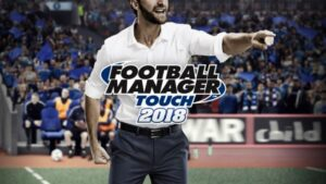 Football Manager Touch on Nintendo Switch