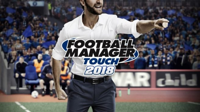 Football Manager Touch on Nintendo Switch 1