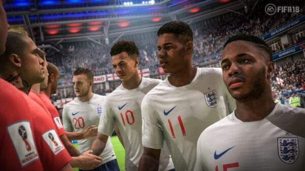 Fifa 18 World Cup 4 1