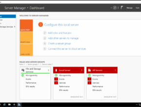 Windows Server 2016 – Disable Server Manager on Startup