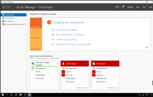 Windows Server 2016 - Disable Server Manager on Startup 2