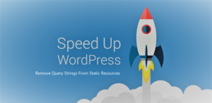 WordPress Speed Up – Remove Query Strings From Static Resources