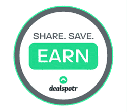 Earn Money Whilst Saving Money with Dealspotr