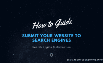 Submit Your Website to Search Engines