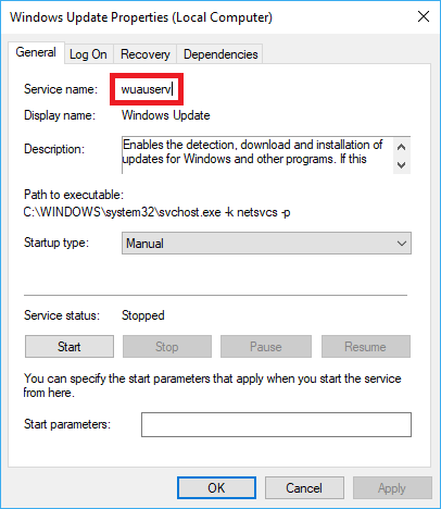 Windows Service Stuck in Stopping Mode - TechyGeeksHome