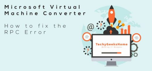 Microsoft-Virtual-Machine-Converter