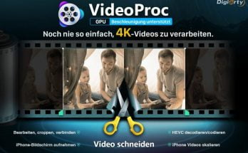 VideoProc - Versatile Tool to Process, Convert, Edit 4K, HD Videos 1