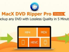 MacX DVD Ripper Pro – Backup and DVD ripping in 5 Mins [Giveaway]
