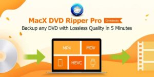 MacX DVD Ripper Pro - Backup and DVD ripping in 5 Mins [Giveaway] 2