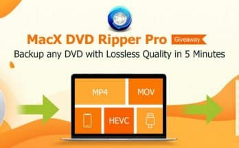 MacX DVD Ripper Pro - Backup and DVD ripping in 5 Mins [Giveaway] 5