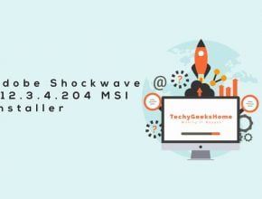 Adobe Shockwave 12.1.7.157 Released – MSI Download