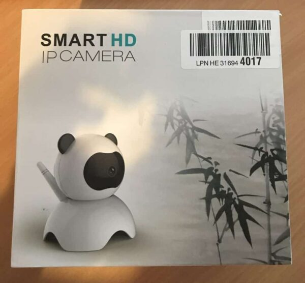 Smart HD wifi camera box
