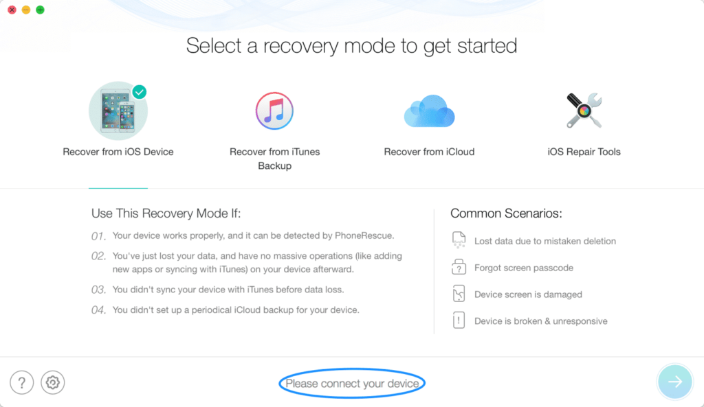 iMobie PhoneRescue Review: Recover Your Lost iPhone Data with Ease 2