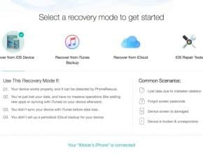 iMobie PhoneRescue Review: Recover Your Lost iPhone Data with Ease