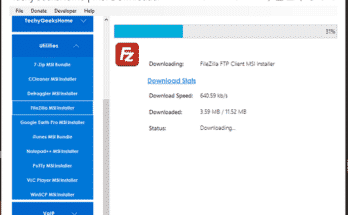 MSI-Downloader-FileZilla-MSI-400vpx