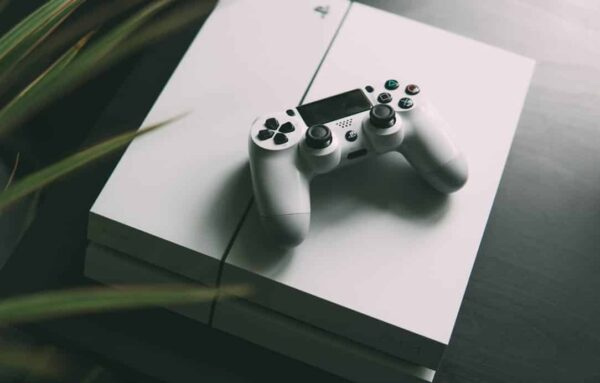 Playstation and controller