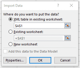 Save Bitly Data into Excel