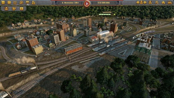 Huge Savings on Railway Empire for PC (£9.49) 5