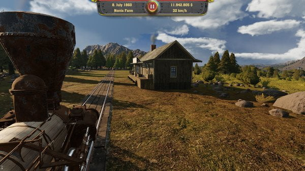 Huge Savings on Railway Empire for PC (£9.49) 6