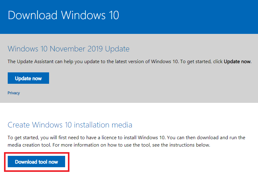 Upgrade to Windows 10 for Free [2020 Updated] 2