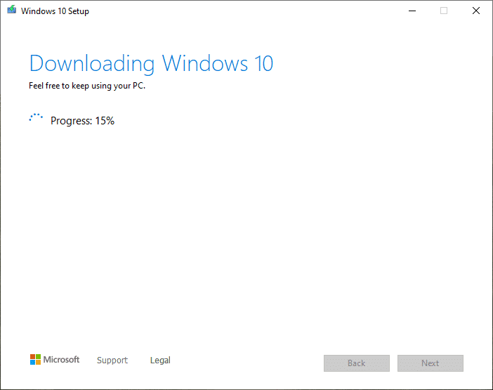 Upgrade to Windows 10 for Free [2020 Updated] 7