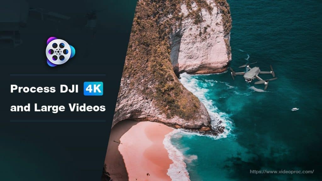 Easily Cut and Process DJI Videos with VideoProc (Review) 2