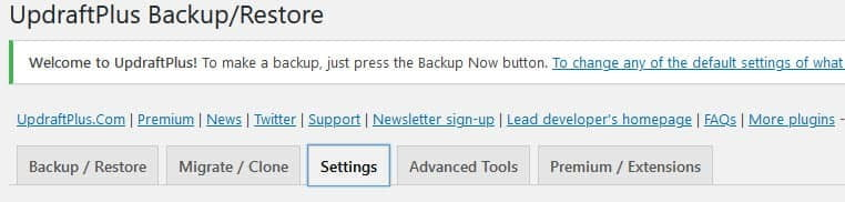 A Super Easy Ways to Create a Complete Backup of Your WordPress Website 1