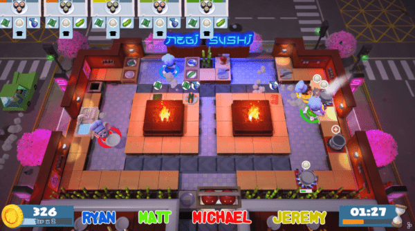 GiftCardBags Guide Through the Fun Land of Overcooked 2 1
