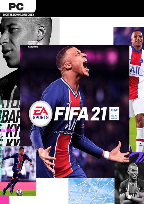 FIFA 21 – Huge 45% Off – Only £29.99