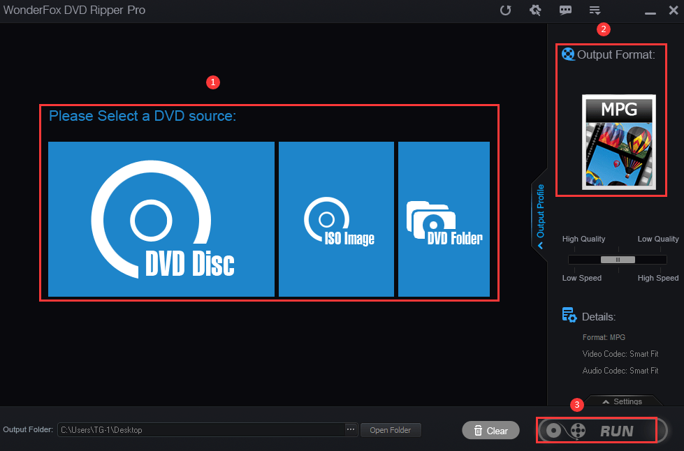 How to Back up DVD to MP4? 2